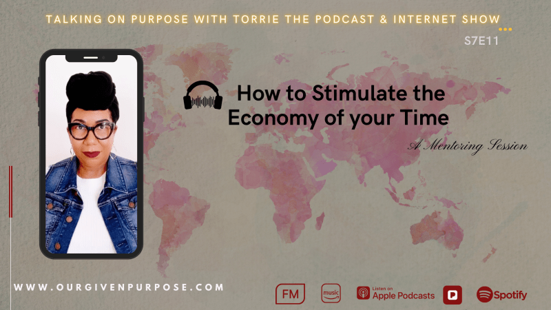 Talking on Purpose with Torrie the Podcast