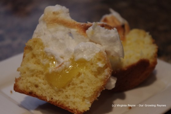 Lemon meringue muffins 21 2013