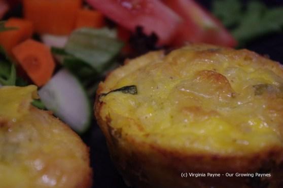 Zucchini flan 9 2013