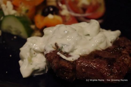 Greek dinner 13 2013