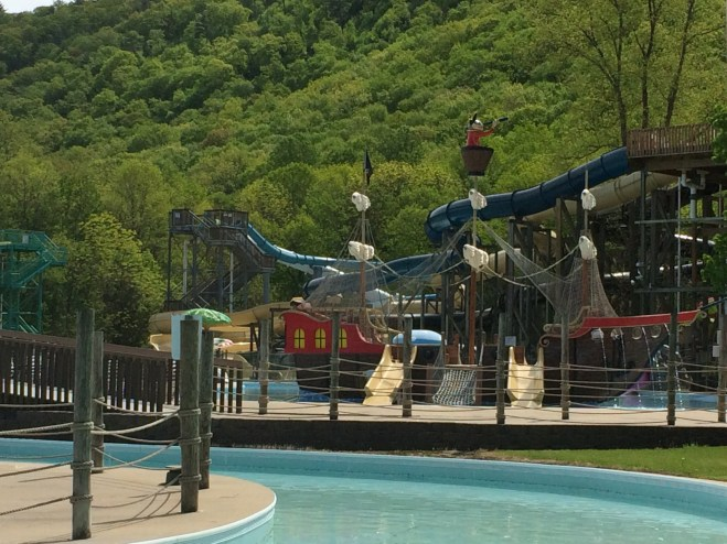 Land of Make Believe in Hope, N.J. is part amusement park and part water park.
