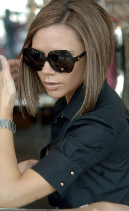 Victoria Beckham Fabulous Hairstyle
