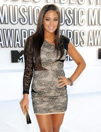Sammi Giancola Hairstyle at VMA 2010