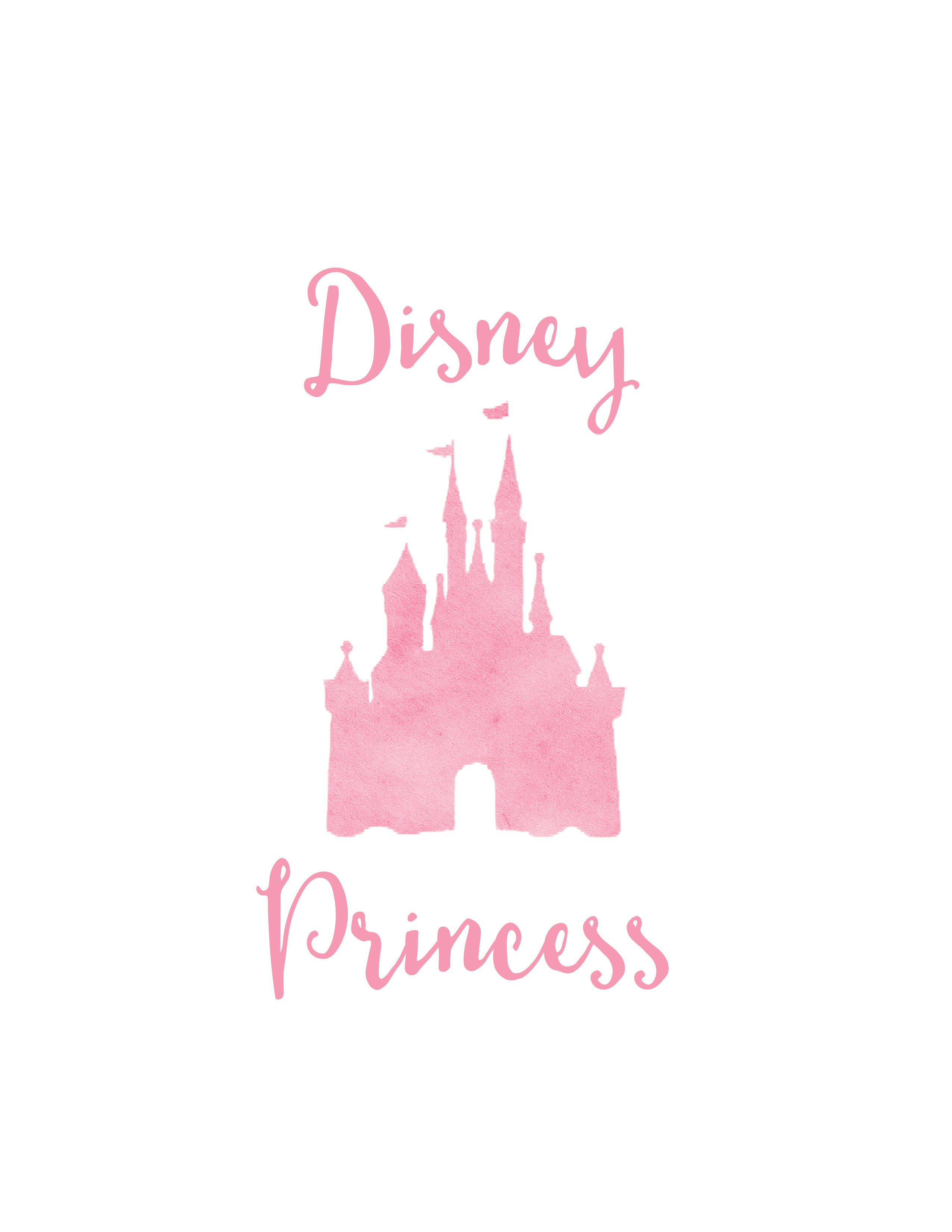 Walt Disney World Free Printables