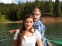 Canoeing at Tibble Fork Reservoir