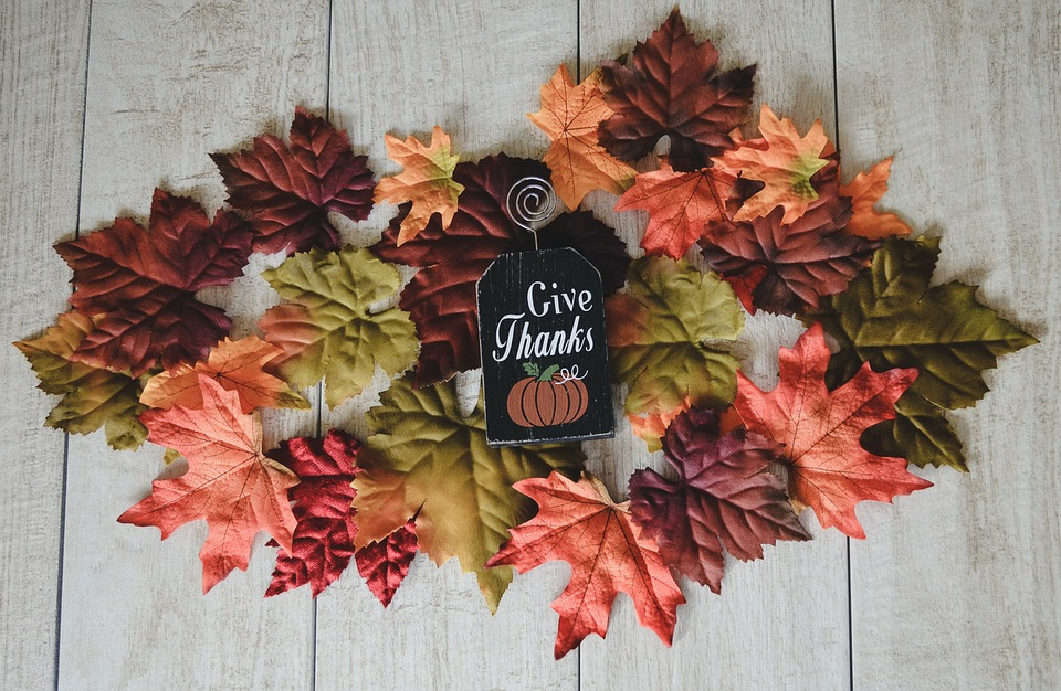 Bible Verses about Thankfulness