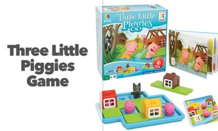 Three Little Piggies Game