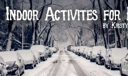 10+ Indoor Activities for Kids