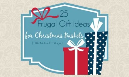 25 Frugal Gift Ideas for Christmas Baskets