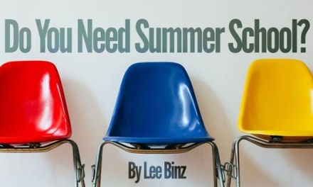 Do You Need Summer School?