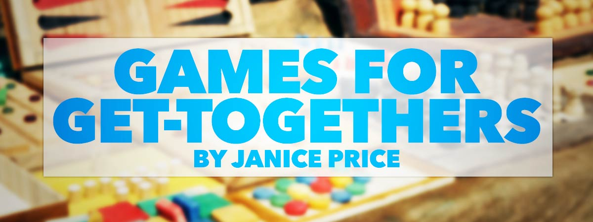 Games for Get-Togethers