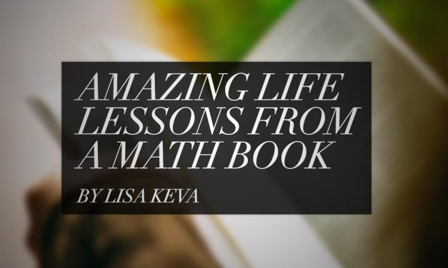 Amazing Life Lessons from a Math Book