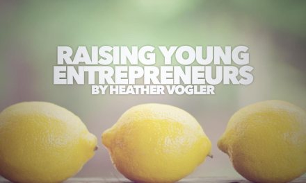 Raising Young Entrepreneurs