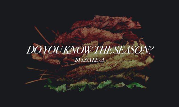 Do You Know the Season?