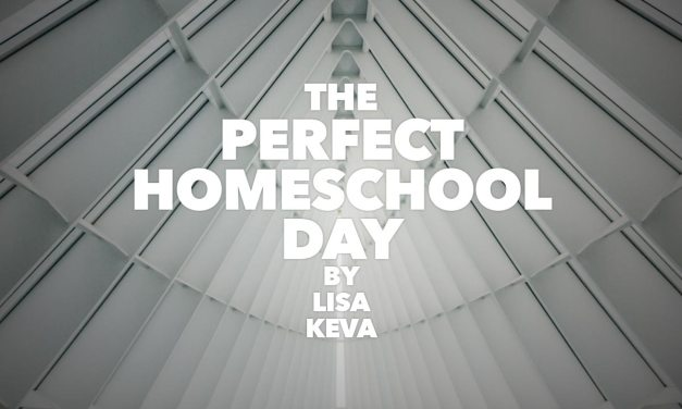 The Perfect Homeschool Day
