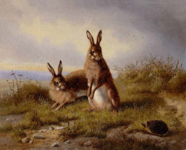 Rostosky - Two Rabbits