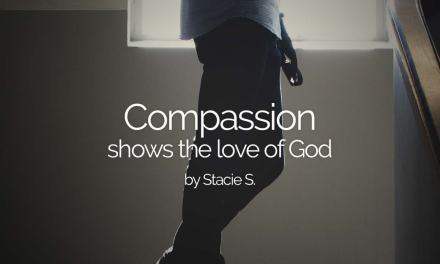 Compassion shows the love of God