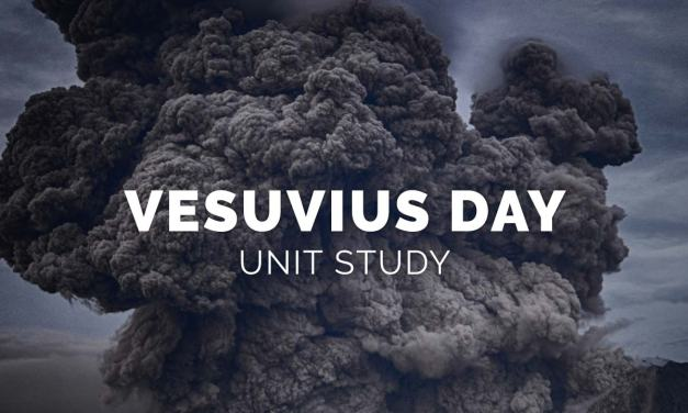 Vesuvius Day unit study