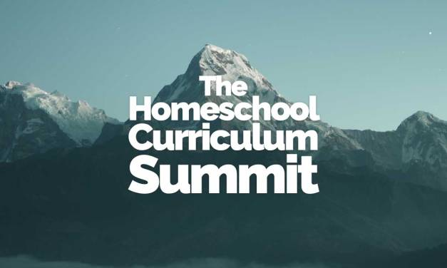 The Homeschool Curriculum Summit