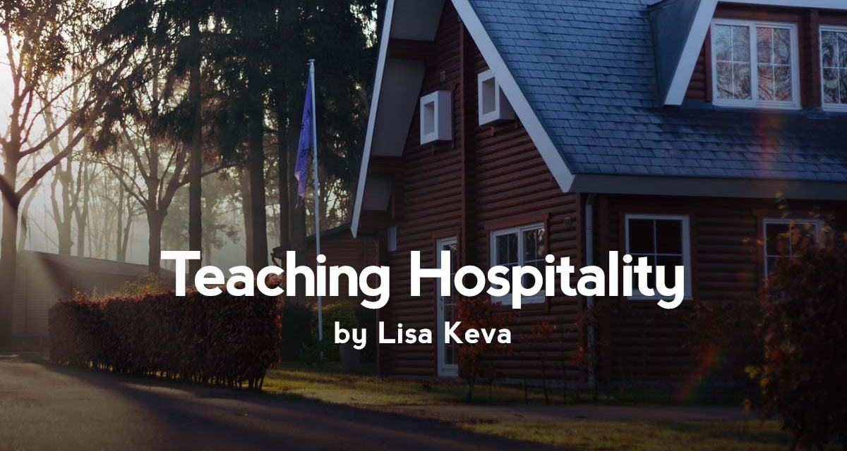 Teaching hospitality