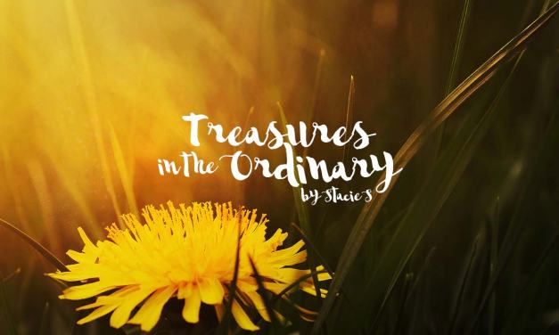 Treasures in the Ordinary