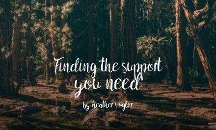 Finding the homeschool support you need