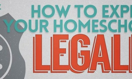 How to Explain Your Homeschool Legally