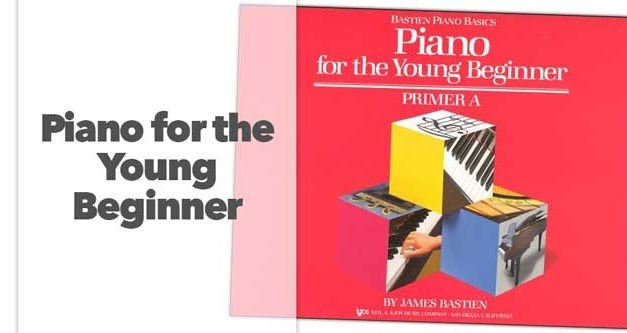 Piano For The Young Beginners