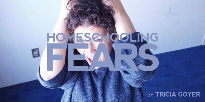Homeschooling Fears