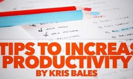 7 Tips to Increase Productivity
