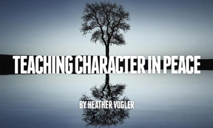 Teaching Character in Peace