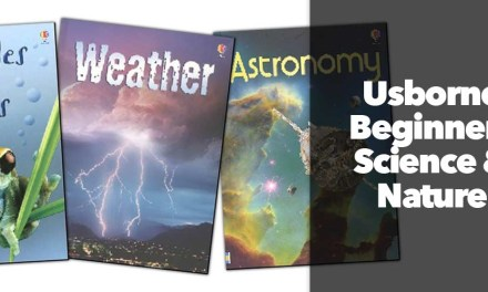Usborne Beginners Science and Nature