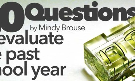 20 Questions to Evaluate the Past School Year