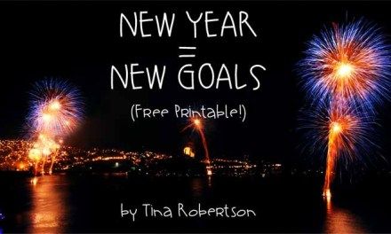 New Year = New Goals