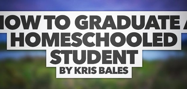 How to Graduate a Homeschooled Student
