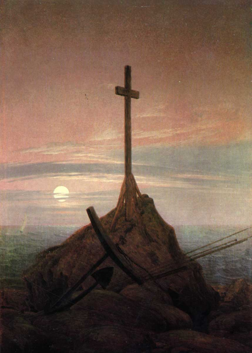 Cross by Caspar
