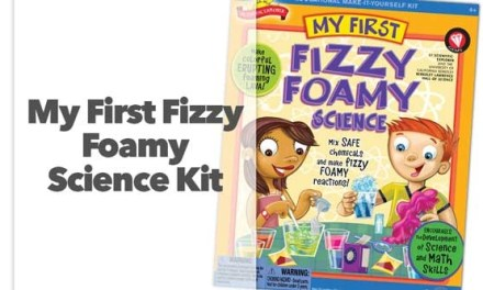 My First Foamy Science Kit