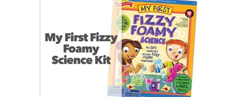 My First Foamy Science Kit