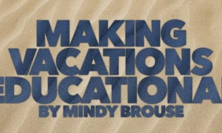 Making Vacations Educational