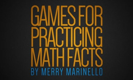 Games for Practicing Math Facts