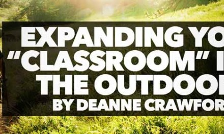 "Expanding Your ""Classroom"" Into the Outdoors"