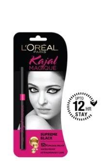 L'Oréal Paris Kajal Magique- Supreme Black