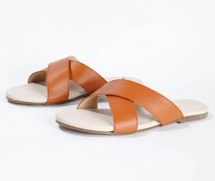 Brown Sandals for every women