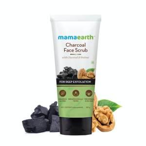 Mamaearth Charcoal Face Scrub