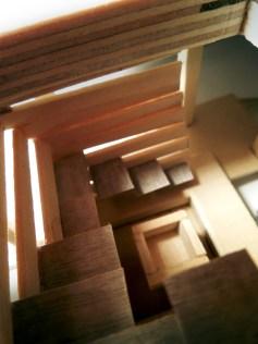 Decending Stairs