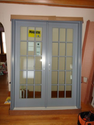 French Door Overview