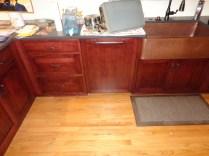 Dishwasher panel