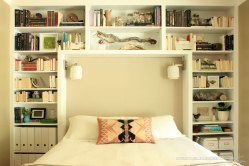 Streamline your bookshelf: https://ourhumbleabodeblog.com/2015/05/26/shelfie/