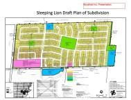 Sleeping Lion Site Plan