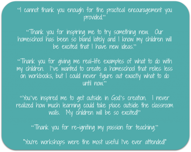 Cindy West's speaking testimonials